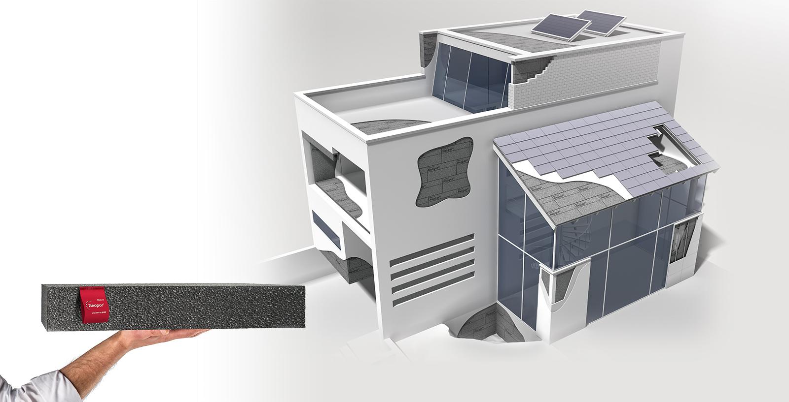 Applications - Insulation with Neopor® - Neopor Portal